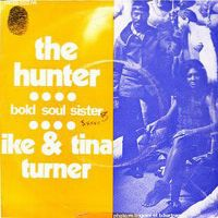 Cover Ike & Tina Turner - The Hunter