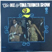 Cover Ike & Tina Turner - The Ike & Tina Turner Show Vol. 2
