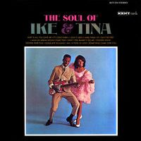Cover Ike & Tina Turner - The Soul Of Ike & Tina
