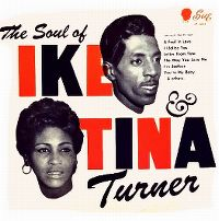 Cover Ike & Tina Turner - The Soul Of Ike & Tina Turner