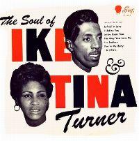 Cover Ike & Tina Turner - The Soul Of Ike & Tina Turner
