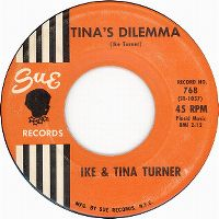 Cover Ike & Tina Turner - Tina's Dilemma