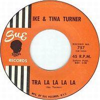 Cover Ike & Tina Turner - Tra La La La La