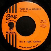 Cover Ike & Tina Turner - Two Is A Couple