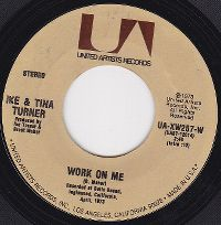 Cover Ike & Tina Turner - Work On Me