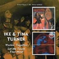 Cover Ike & Tina Turner - Workin' Together / Let Me Touch Your Mind