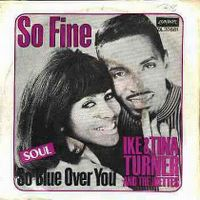 Cover Ike & Tina Turner & The Ikettes - So Fine