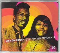 Cover Ike & Tina Turner Vs. Gauzz - Raise Your Hand (U Got To)