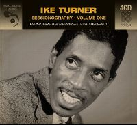 Cover Ike Turner - Sessionography - Volume One