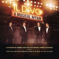 Cover Il Divo - A Musical Affair