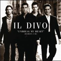 Cover Il Divo - Regresa a mi (Unbreak My Heart)