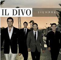 Cover Il Divo - Siempre