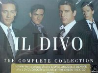 Cover Il Divo - The Complete Collection