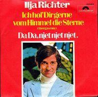 Cover Ilja Richter - Ich hol' dir gerne vom Himmel die Sterne