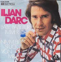 Cover Iljan Darc - Baby, Baby für immer