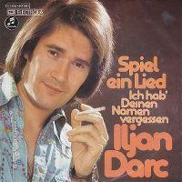 Cover Iljan Darc - Spiel ein Lied