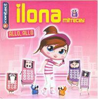 Cover Ilona Mitrecey - Allo, allo