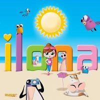 Cover Ilona Mitrecey - Ilona