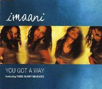 Cover Imaani - You Got A Way