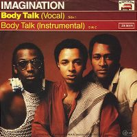 Cover Imagination - Body Talk