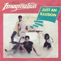 Cover Imagination - Just An Illusion