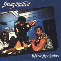 Cover Imagination - Music And Lights