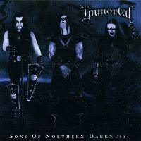 Cover Immortal - Sons Of Northern Darkness