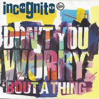 Cover Incognito - Don't You Worry 'Bout A Thing