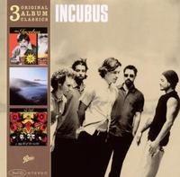Cover Incubus - 3 Original Album Classics