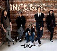 Cover Incubus - Dig