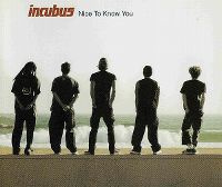 Cover Incubus - Nice To Know You