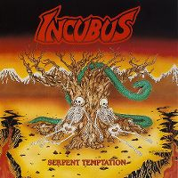 Cover Incubus - Serpent Temptation
