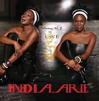 Cover India.Arie - Testimony: Vol. 2, Love & Politics