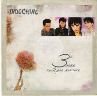 Cover Indochine - 3e sexe