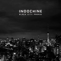 Cover Indochine - Black City Parade