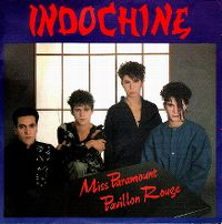 Cover Indochine - Miss Paramount