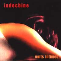 Cover Indochine - Nuits intimes