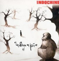 Cover Indochine - Un singe en hiver