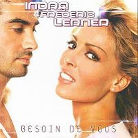 Cover Indra & Frédéric Lerner - Besoin de vous