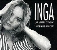 Cover Inga Stefánsdóttir - Pá veistu svarid