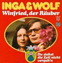 Cover Inga & Wolf - Winfried, der Räuber