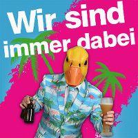 Cover Ingo ohne Flamingo - Wir sind immer dabei