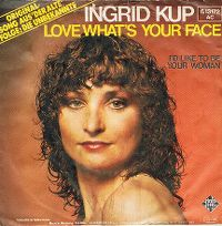 Cover Ingrid Kup - Love What's Your Face
