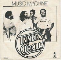 Cover Inner Circle - Music Machine