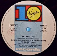 Cover Inner City - Big Fun