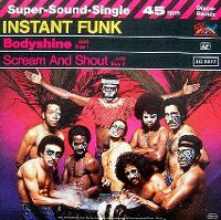 Cover Instant Funk - Bodyshine