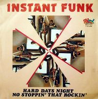Cover Instant Funk - Hard Day's Night
