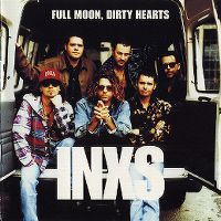 Cover INXS - Full Moon, Dirty Hearts