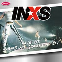 Cover INXS - Live At Wembley Stadium '91