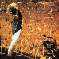 Cover INXS - Live Baby Live